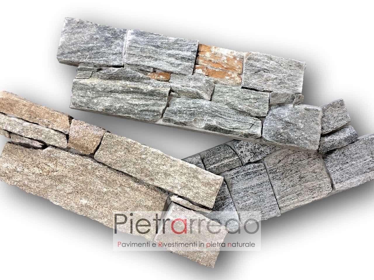 Rivestimenti in pietra pietrarredo prezzi scontati del for Case con rivestimenti in pietra