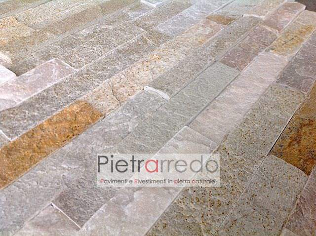 Rivestimenti-pietra-milano-pietrarredo-quarzite-mista-offerte-camini-prezzo