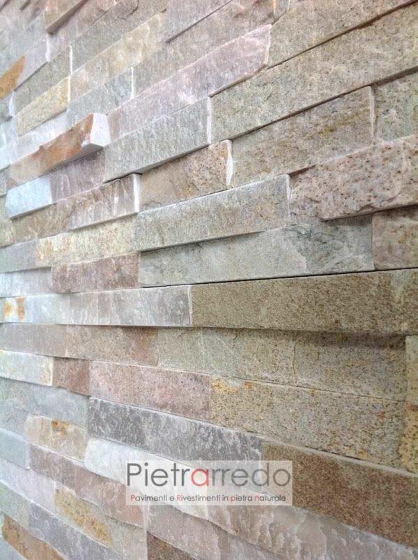 prezzi-rivestimenti-pietra-quarzite-mista-15x55-cm-offerta-liste-muretto