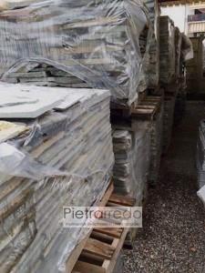 Pavimenti e rivestimenti in pietra naturale PIETRARREDO prezzi -50%