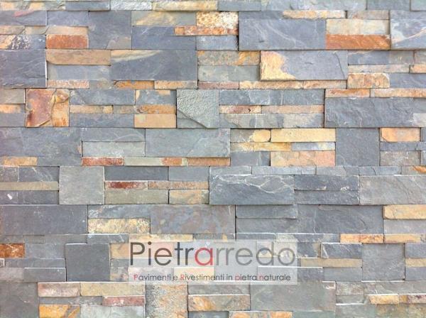 Ardesia-multicolore-rivestimento-scozzese-18x35-stone-cladding-price-pietrarredo-prezzo-offerta