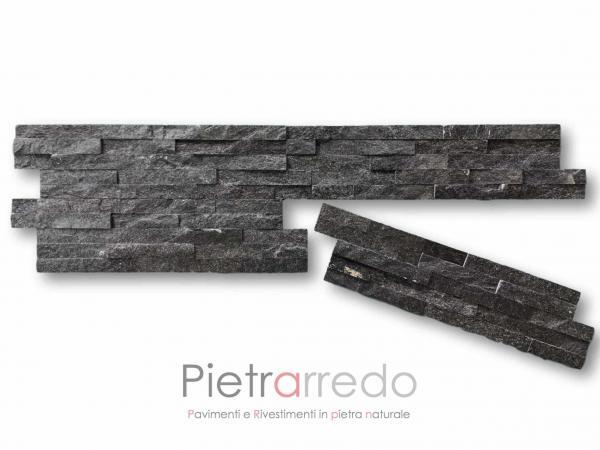 rivestimenti-prezzo-pietra-shine-black-luccicante-brillante-offerta-€-stone-panel