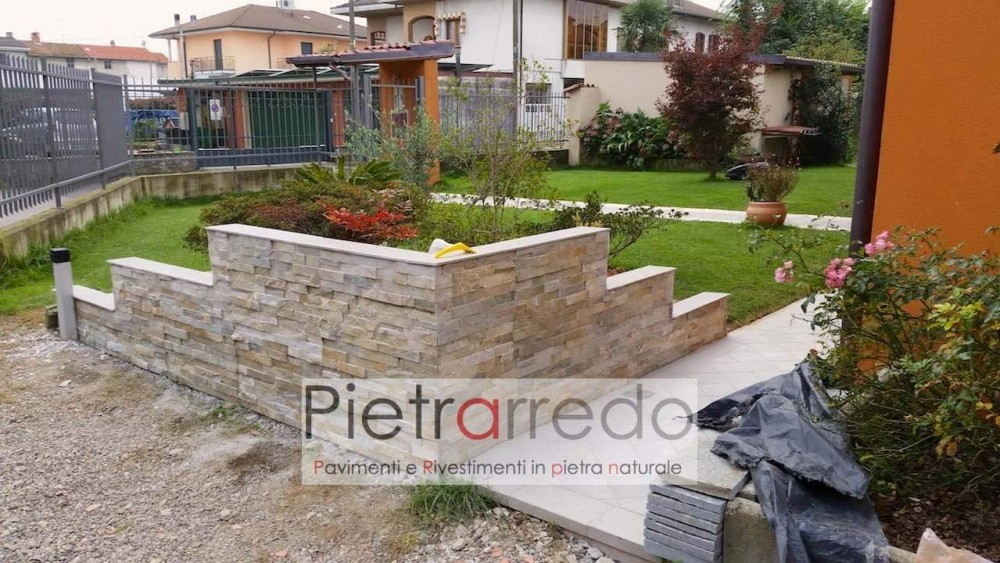 rivestimento-fioriera-giardino-pietra-naturale-quarzite-mista-offerta-prezzo-pietrarredo-milano