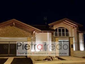 rivestimento-pietra-arenaria-scozzese-pietrarredo-plistelli-luci-taglio-facciata-villa-prezzi-offerta