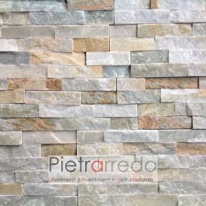 Rivestimento pietra ardesia nera offerta 50 42 90 mq for Pietra refrattaria leroy merlin