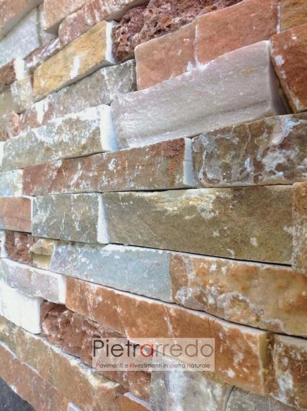 rivestimento-pietra-ricostruita-naturale-quarzite-rossa-pietrarredo-scaglia-3d-placche-deco