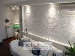 rivestimento-sala-quarzite-bianca-pietrarredo-offerta-costo-prezzo-€-listelli-spaccatello-muretto