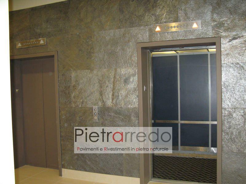 Rivestimento parete pietra flessibile stone flex naturale fogli radica