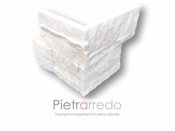 angolo-spigolo-rivestimento-pietra-quarzite-bianca-scozzese-prezzo-pietrarredo-milano-ghiaccio-alaska