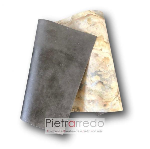 autumn stone veneer price sale pietrarredo milano autunno pietra sottile fogli costo