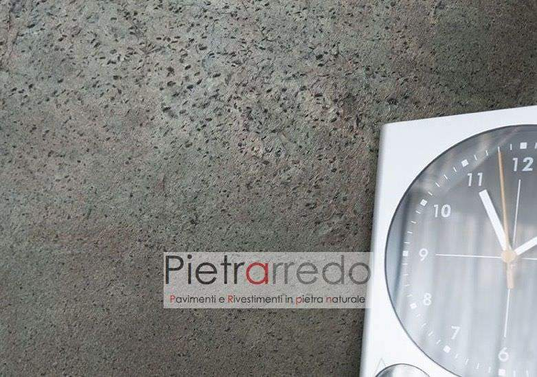 foglio flessibile ardesia green pietrarredo milano stone flex