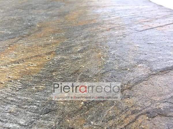 foglio-flessibile-pietra-slate-lite-sottile-flessibile-gold green-impiallacciature-formica-mobili-prezzi