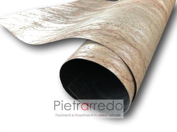 foglio flexstone vener copper price on sale pietrarredo milano costi