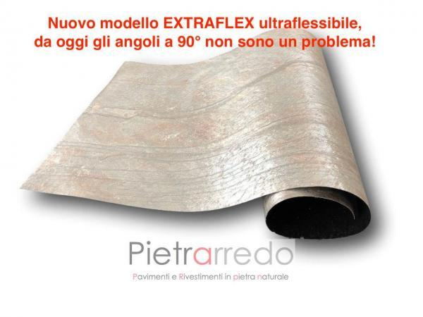 foglio sheet stne veneer flex stone gold green price on sale offerta pietrarredo milano