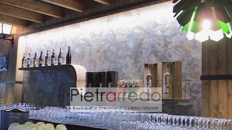 Impiallacciatura mobili pietra sottile flessibile for Mobili in offerta a milano