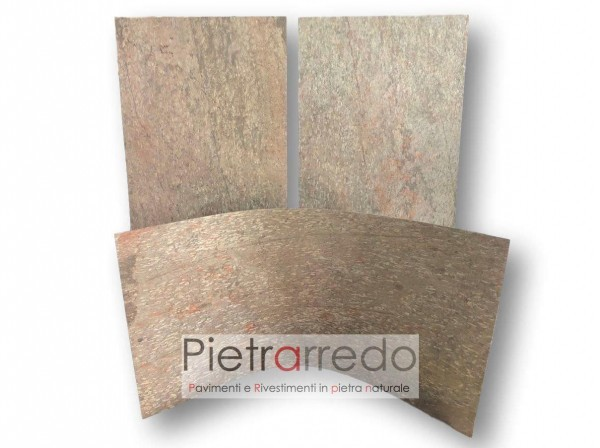prezzo foglio flessibile golden formica-impiallacciatura sottile-pietra-flessibile pietrarredo milano