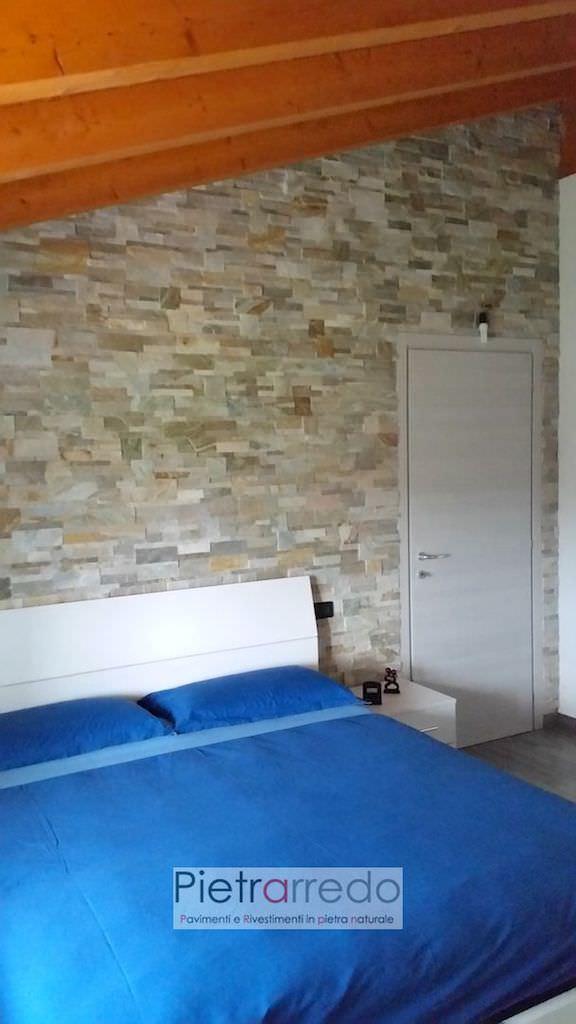 rivestimenti-placche decorative-quarzite-mista-colorata-sasso-pietra-prezzi-costo-sottotetto-mansarda