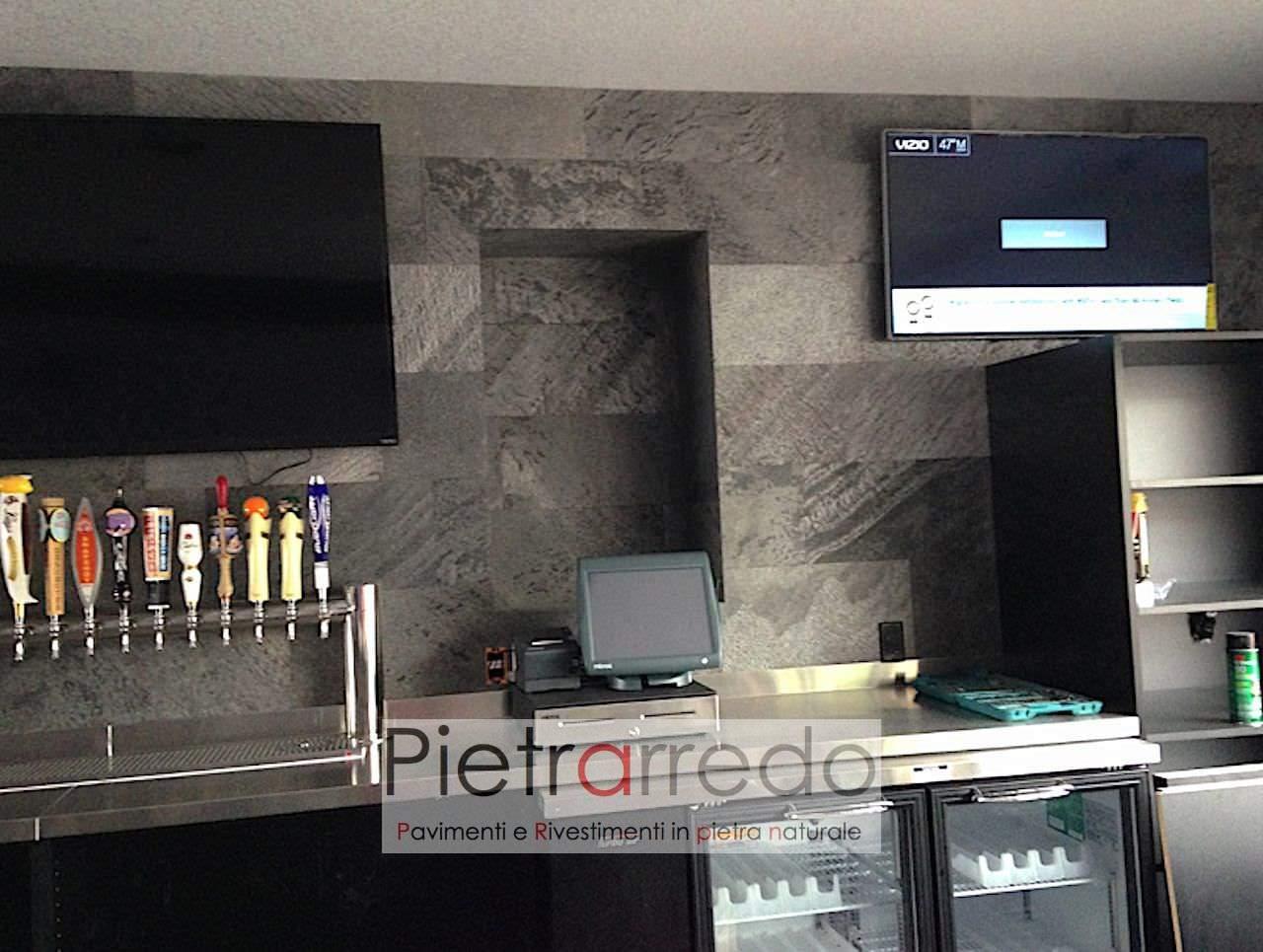 rivestimento parete cucina fornelli pietra naturale foglio radica impiallacciatura mobile prezzo