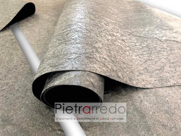 rotoli di fogli in pietra flessibile sottile pareti mobili offerta prezzo flexstone