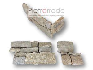 angoli rivestimento granito beige prezzi pietrarredo milano