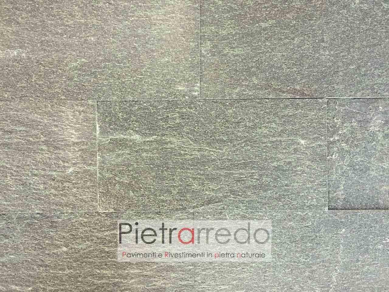 Pietra Verde Rivestimento : Rivestimento pietra serpentino verde 50% offerta prezzo u20ac 39 mq
