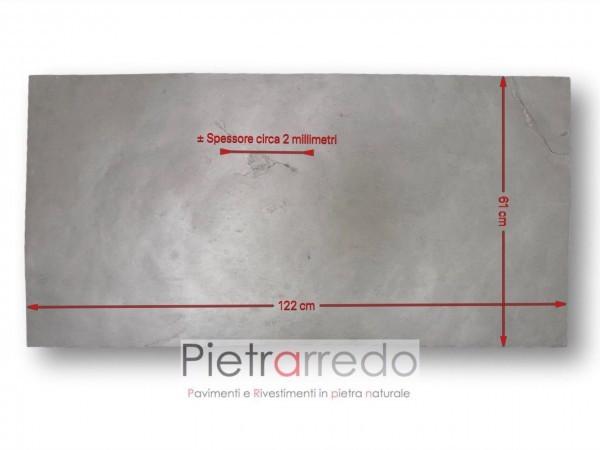 costo-fogli-in-pietra-flessibile-sottile-ardesia-black-nero-pietrarredo-milano-slate-lite-flexstone