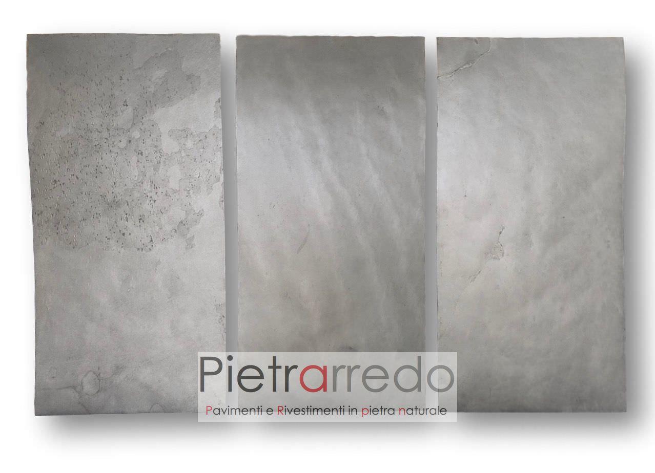 """Rivestimenti In Ardesia Nera rivestimento in pietra """" foglio flessibile ardesia black"""" 122 cm x 61 cm -  extraflex"""