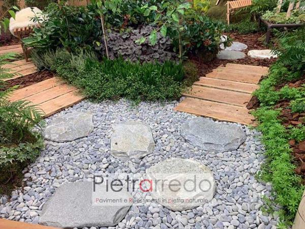 steps oval stone garden price pietrarredo stone garden offert giardini