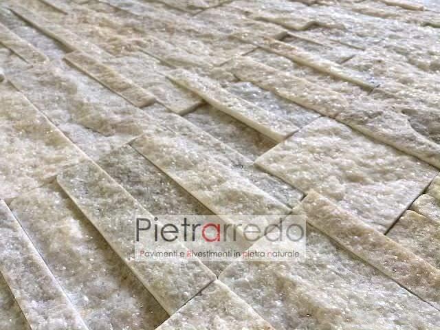stock magazzino di blocchetini e listelli in sasso e pietra marmo perimpiallaciare comprire pareti muri e facciate in sasso bello pietrarredo