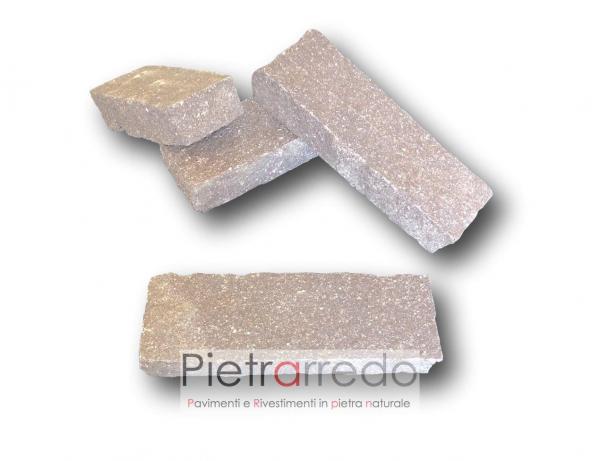 binderi di porfido in offerta su pietrarredo cordoli bordi mattoni sasso delimitare prato
