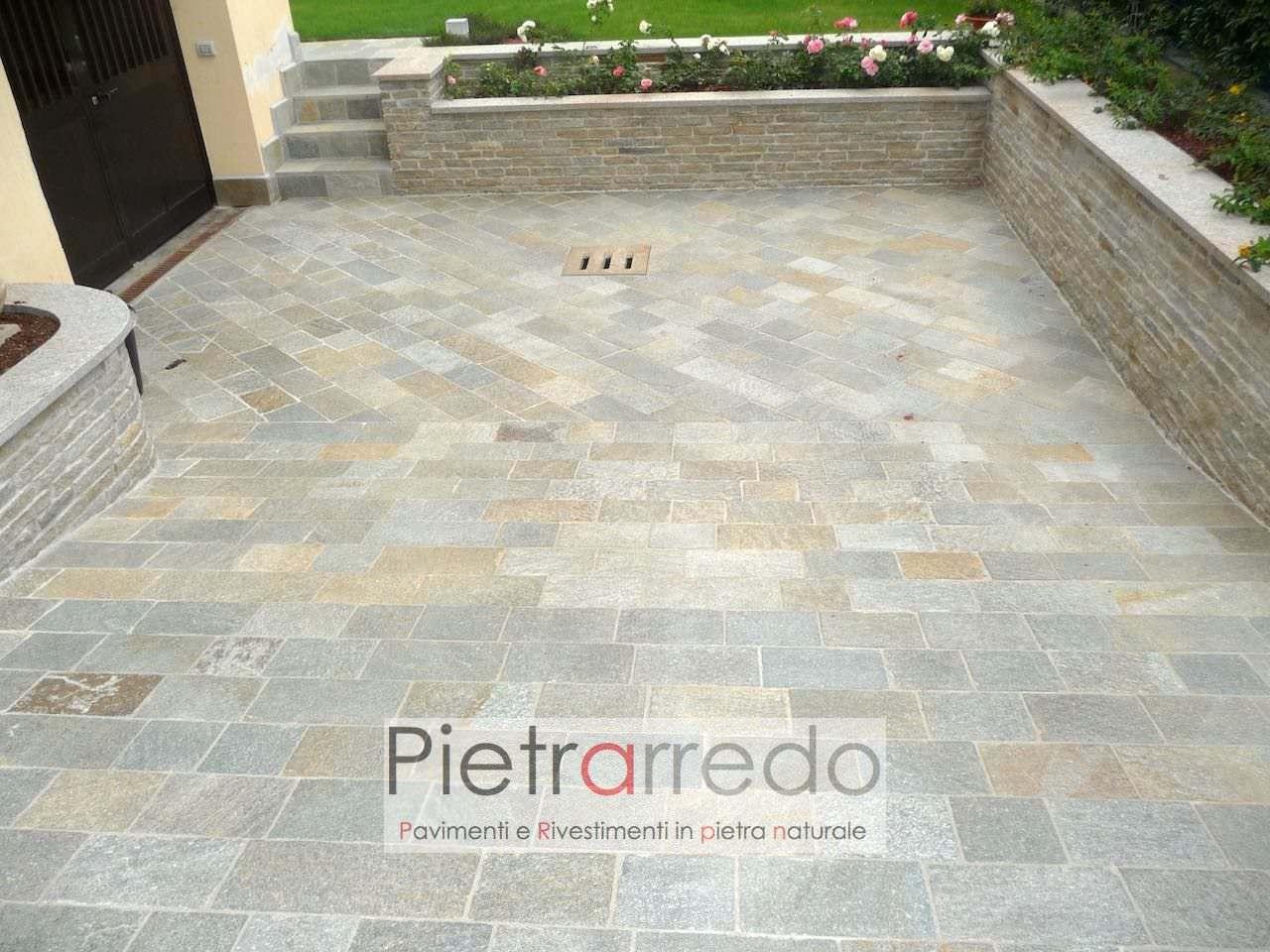 Pavimento Esterno In Pietra Prezzi : Pannelli per esterno finta pietra in pietra per interni prezzi