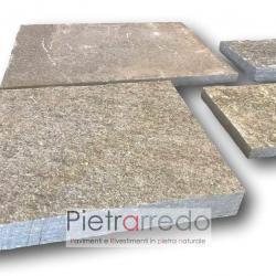 Pavimento in pietra naturale \