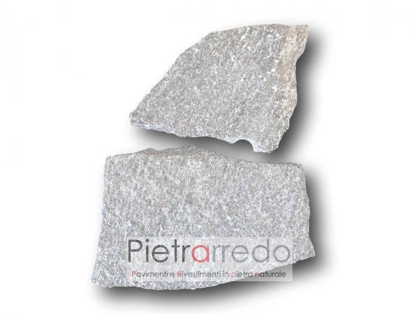 luserna blu sottile da pavimento e rivestimento esterno pietra sasso costi prezzi