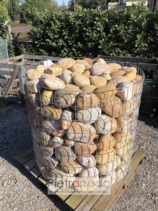 stone garden zandobbio ciottolo pebbles garden pietrarredo prezzzo giardino giapponese