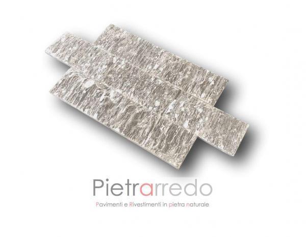 beola ghiandonata ghiandone da rivestimento striata prezzo 15 cm x 31 cm costi pelganta trontano pietrarredo