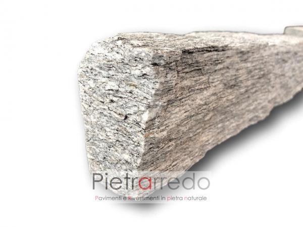 blocchetti da muro beola ghiandone massello 6 8 cm prezzo striata costi