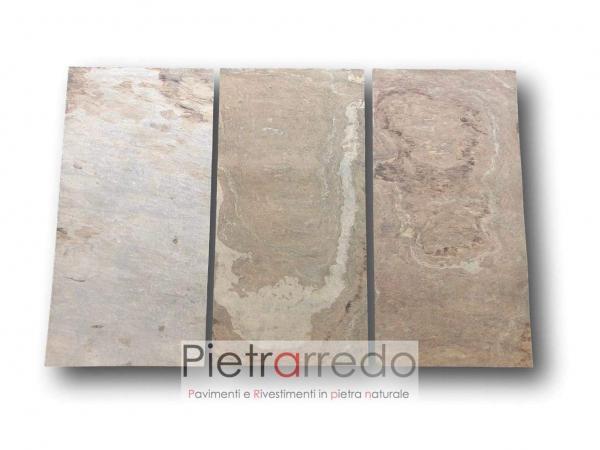 costo foglio flessibile in pietra stone veneer tan flex stone price