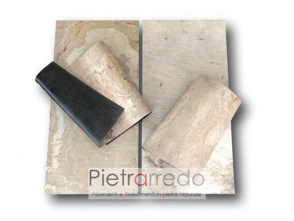 formica e radica in pietra sasso stone veneer per impiallacciatura cucina mobili offerta