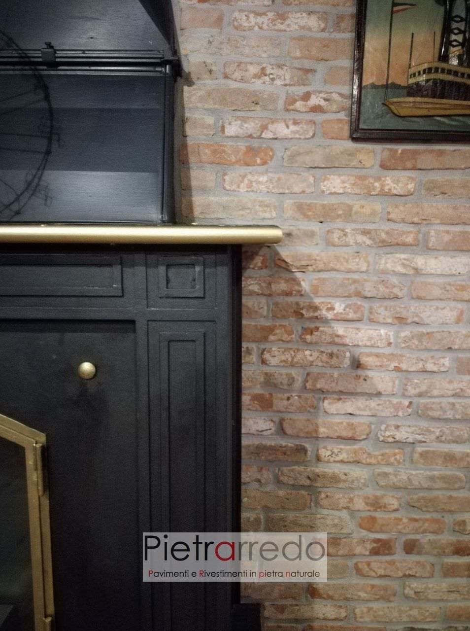 mattone da rivestimento facciata anticato vecchio retrosegato san marco dei dogi 2.0 prezzo costi pietrarredo