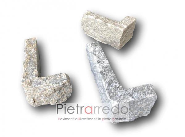 offertra prezzi angoli per rivestimenti in pietra luserna tranciaa retrosegata morina adda luxury pietravera
