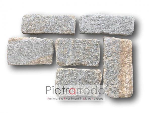 rivestimento in pietra luserna modello adda la verapietra airuno schenati prezzo costo