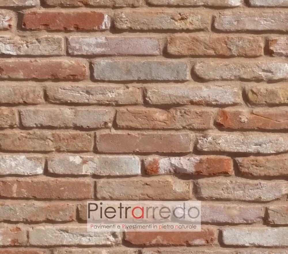 rivestimento terreal san marco i dogi 2.0 prezzo costi pietrarredo rustico milano anticato mq