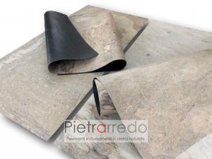stone veneer flexstone price shet pietrarredo milano tan offerta mobili