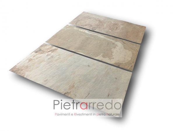 stone veneer tan marrone foglio flessibile pietra sasso naturale radica e formica costo
