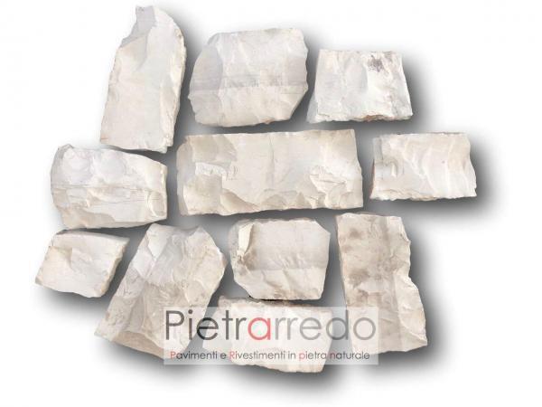 rivestimento in sasso roccia pietra pezzo costi pietrarredo milano costa azzura stone panel muro a secco