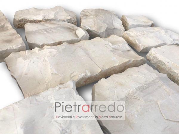 sasso e roccia da rivestimento pietrarredo costa azzura muro a secco prezzo costi milano