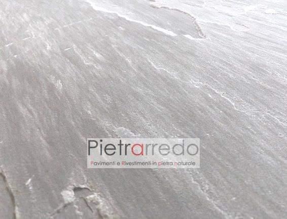 arenaria indiana grigia grey piano cava calibrato costi e prezzo kandla grey