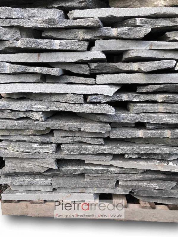 bancale lastrame pietra beola svizzera vallemaggia costo offerta lastrame mosaico pavimenti pietrarredo prezzo