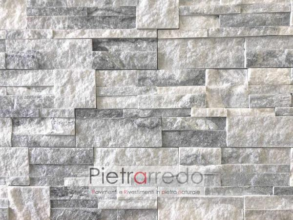 stone cladding panel z tipe pannello in pietra white vbianca scozzese ghiaccio costo per rivestimento muri e pareti facciate bonus italia 2020