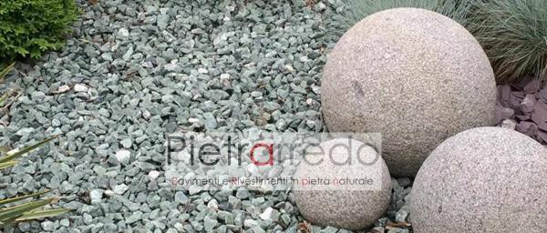 ghiaietto granulato zandobbio stone city verde alpi prezzo pietrarredo milano sassolini cimitero offerta
